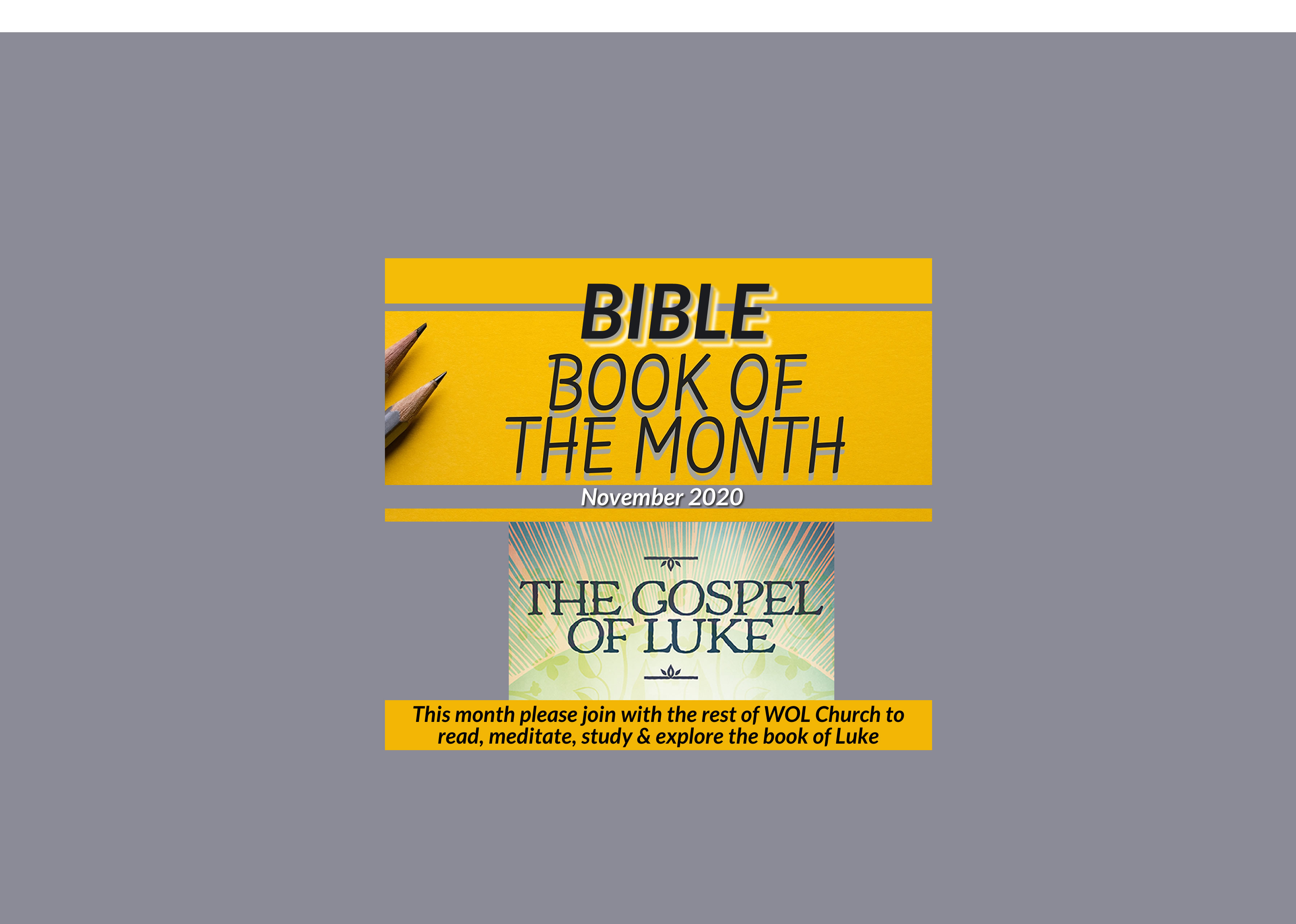 Bible Book Of The Month   Nov 2020   Web